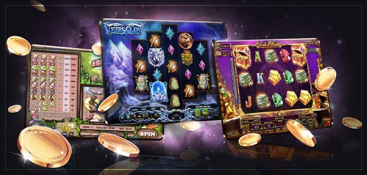 Kategori – kategori permainan Judi Slot Online